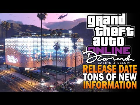 GTA Online Diamond Casino & Resort Official Release Date! Tons Of NEW Information! GTA Online Casino