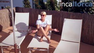 Video Nicole und Familie auf der Finca Cas Padrins