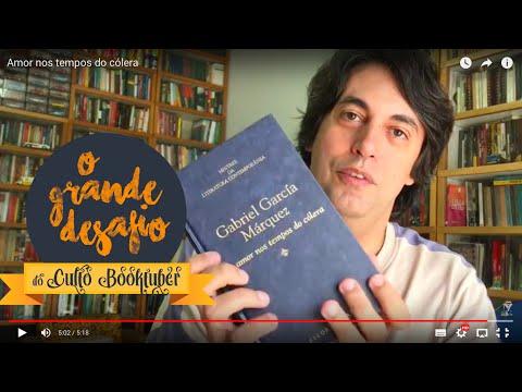 Grande Desafio Culto Booktuber - Março - O Amor nos tempos do cólera