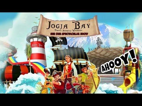 Uniknya Jogja Bay Pirates Adventure, Waterpark Terbesar Terlengkap dan Tercanggih di Indonesia
