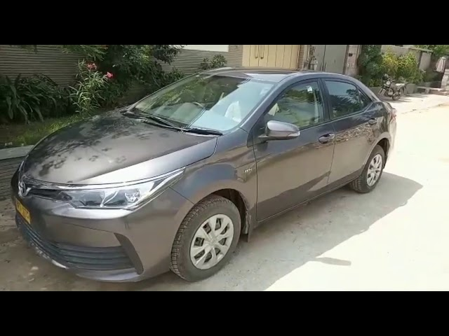 Toyota Corolla GLi Automatic 1.3 VVTi 2019 Video