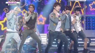 [Music Bank K-Chart] B1A4 - Baby Good Night (2012.05.25)
