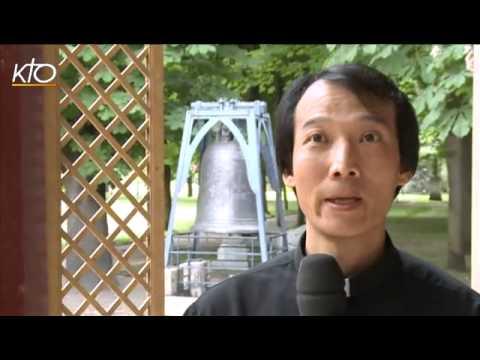 Père François-Xavier Zhao Shuc prêtre chinois, étudiant à Paris