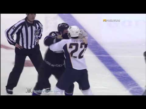 Richard Clune vs. Jordin Tootoo