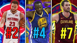 Ranking The BEST Power Forward From EVERY NBA Team In The 2018 19 Season