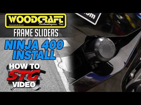 Download T Rex Racing 2018 On Kawasaki Ninja 400 Frame