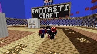 el super lobby del la serie fantasticraft