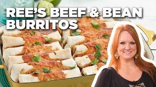 How to Make Ree's Family Favorite Burritos   Food Network