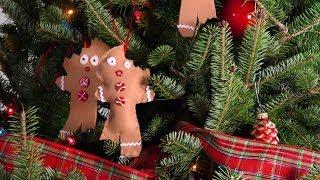 How To Make Felt Christmas Ornaments | Southern Living