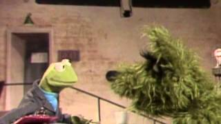 Sesame Street: Kermit Casts the Big Bad Wolf