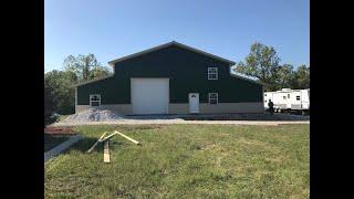 Pole Barn + House = Good Idea?