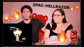 2PAC - HELLRAZOR REACTION!