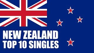 New Zealand Top 10 Single Charts | 15.07.2019 | ChartExpress