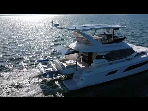 Fountaine Pajot MY 40 video