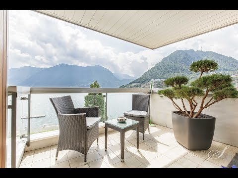 Belvedère an Riva Lugano