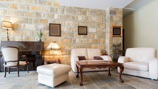 Wandgestaltung: Ein Traum in Steinoptik