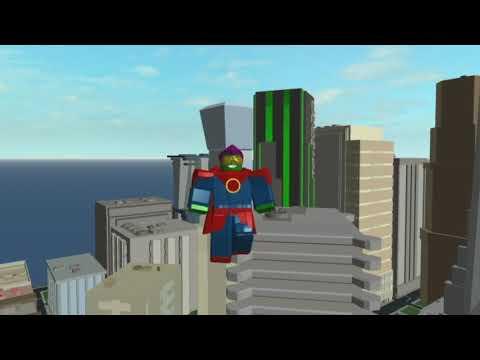 Super Hero Life III - Roblox