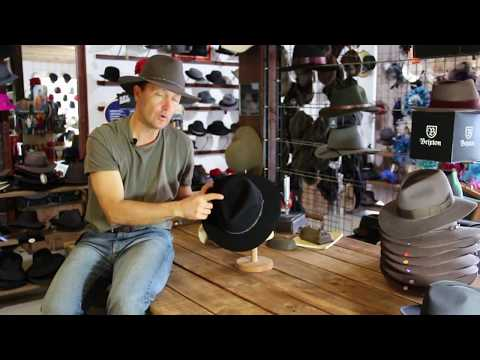 Akubra Leisure Time Hat Review- Hats By The Hundred