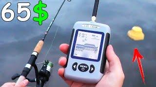 Эхолоты для рыбалки своими руками схема