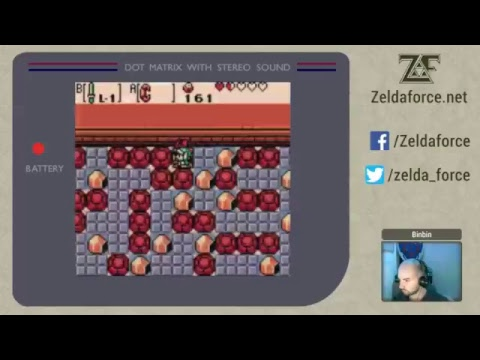 Oracle of Seasons - Live Gaming -  Partie 1