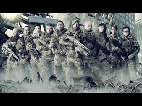 Recon Ghosts airsoft – propagační video