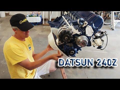 Building Datsun 240z 1970 Engine