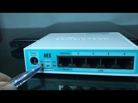 reset mikrotik router - смотреть онлайн на Hah Life