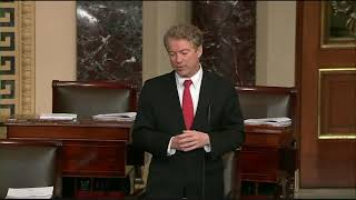 Rand Paul on Republicans Being Hypocrites on Spending
