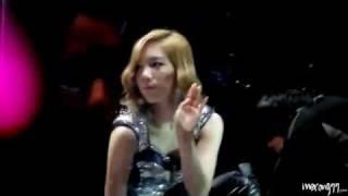 [Fancam] 120115 Taeyeon - Beautiful Stranger @ 2011 Girls' Generation Tour in Hong Kong