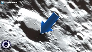 MUST SEE! Alien Movements On The Moon Up Close Footage! 4/26/16 | Kholo.pk