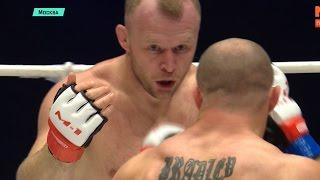 Александр Шлеменко победил Пола Брэдли