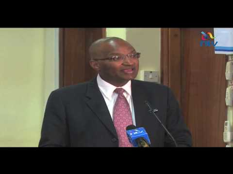 CBK Governor: Some of the credit scoring models banks use are obsolete