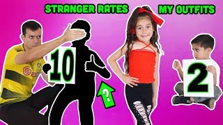 MYSTERY Boy RATES Suris OUTFITS 1-10 *Bad Idea* | Jancy Family