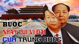 Bước nhảy lùi vĩ đại của Trung Quốc - Thời đại Tập Cận Bình