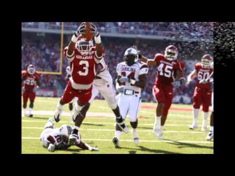 Arkansas Razorbacks Anthem / Ain't Ready For Them Hogs - Ricky V