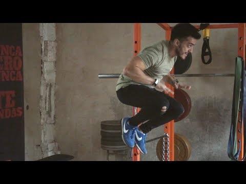 El vídeo el complejo de los ejercicios para el adelgazamiento rápido