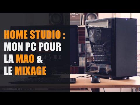 Home Studio : Mon PC pour la MAO et le Mixage