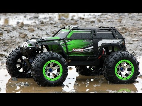 Review Of The Traxxas Summit RC Truck After 3 Years Of Bashing