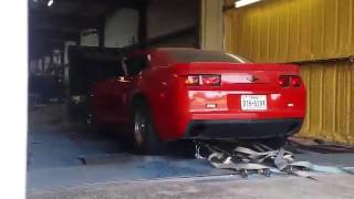 Gen 5 blows the tires off on the dyno