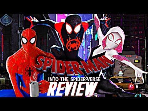 Spider-Verse Movie Review! The Best Spider-Man Movie EVER?!