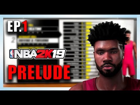NBA 2K19 MyCAREER - Creation Of The BEST MyPlayer EVER