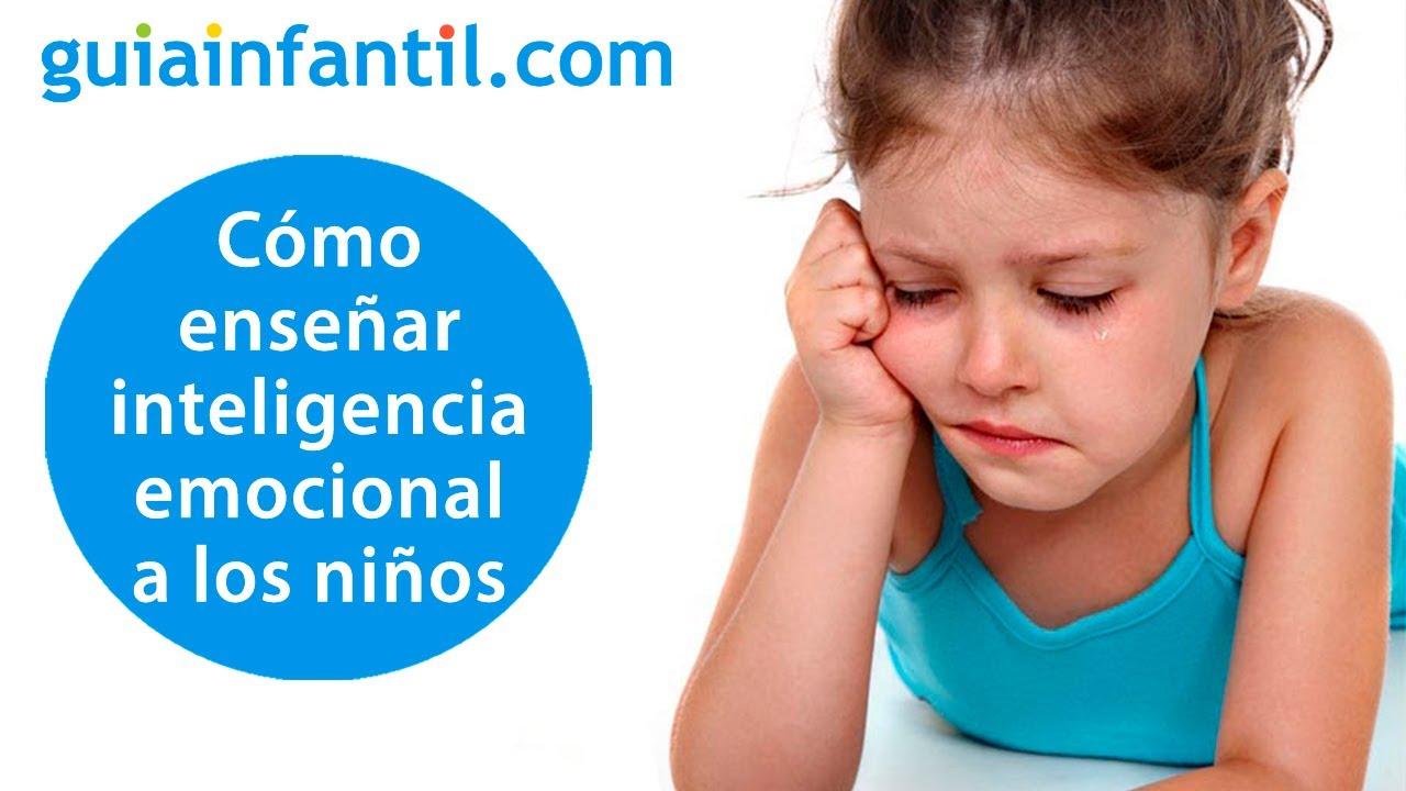 El control de las emociones según la edad de los niños