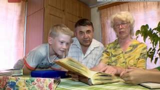 День семьи, любви и верности: семья Никоновых