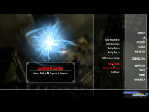 skyrim xbox 360 how to become a werewolf