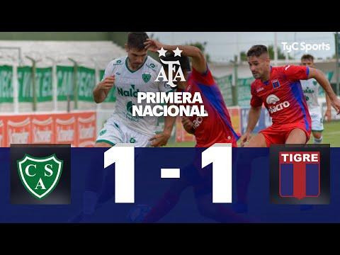 Sarmiento 1 - Tigre 1