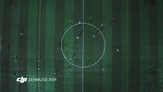 Видеообзор: ZENMUSE X5R