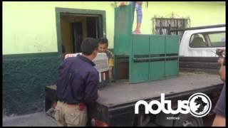 preview picture of video 'Confiscan león en Irapuato; implementan gran operativo'