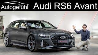 Audi RS 6 (C8) 2019 - dabar