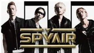 SPYAIR - Scramble