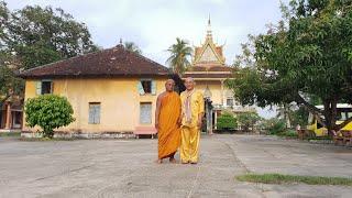 An Giang ký sự: Bất ngờ trước vẻ đẹp tĩnh mịch kỳ lạ của chùa Khmer Thơ Mít và Sok Pelot !